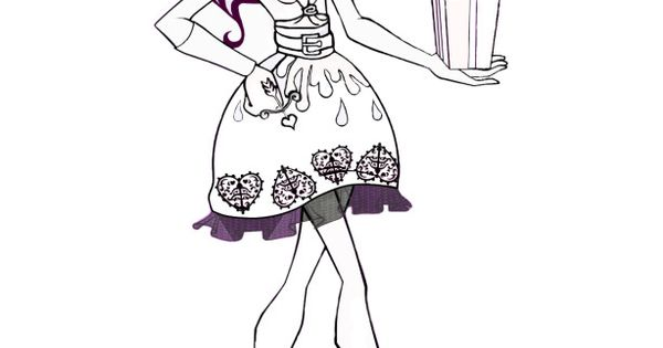 monster high coloring pages monster high cupid coloring page birthday for kids pinterest