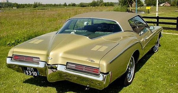 A 65 Buick Riviera Boat Tail I Want These Wheels Cars