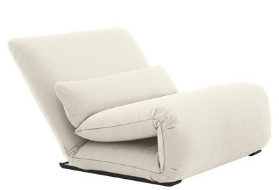 Chauffeuse Convertible Tattomi De Padova Blanc Made In Design Lit D Appoint Chauffeuse Lit