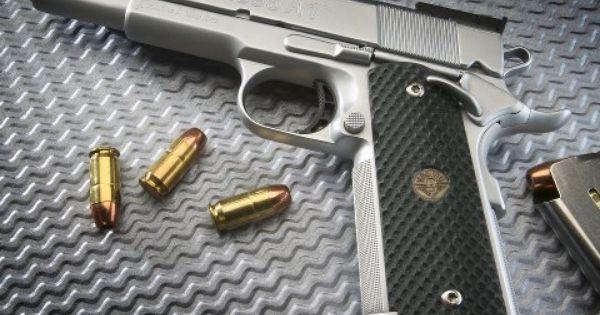 Custom 1911 handguns by pistolsmith john jardine jardine for Jardine 1911