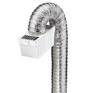 Installing Semi Rigid Dryer Hose To Prevent Fire Hazard Dryer Hose Dryer Vent Hose Dryer