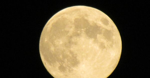 Moon Swoon: How 2013's Full Moons Got Their Peculiar Names - Yahoo!