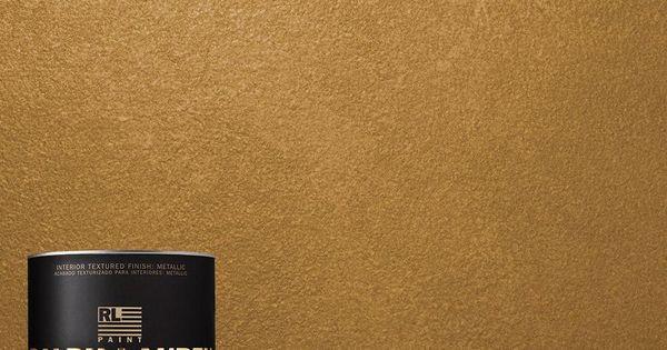Ralph Lauren 1 Qt Burnished Gold Metallic Specialty