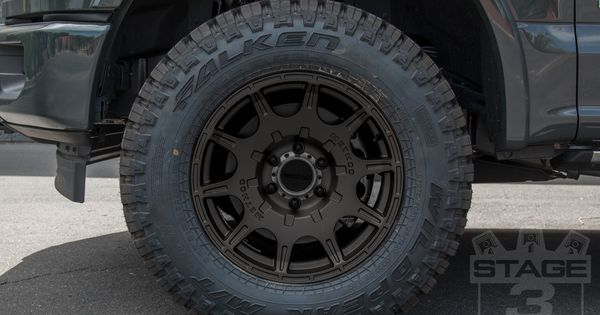 2004 2020 F150 Method 18x9 Roost Wheel Matte Black