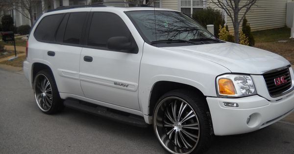 2004 Gmc Envoy In 2020 With Images Gmc Envoy Gmc Gmc Envoy