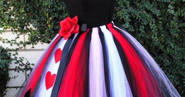 d guisement costume robe la reine de coeur alice au pays des merveilles alice au pays des. Black Bedroom Furniture Sets. Home Design Ideas