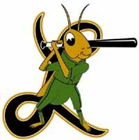 Lubbock Crickets My Very First Baseball Game And My Favorite Team Cricket Logo Favorite Team Sports Logo
