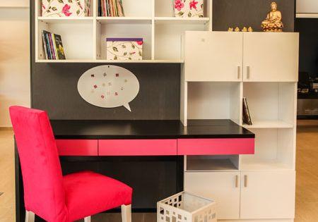 Escritorios para cuartos de adolescentes buscar con - Decoracion para escritorio ...