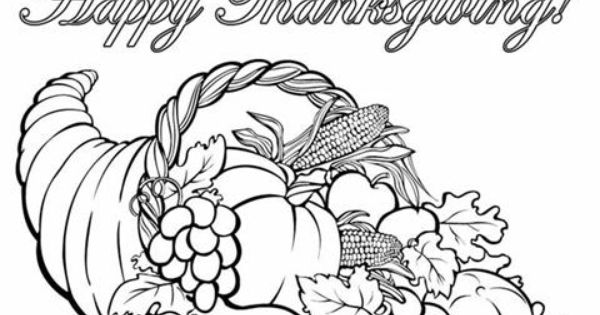 thanksgiving coloring pages - Google Search | Seasonal ...