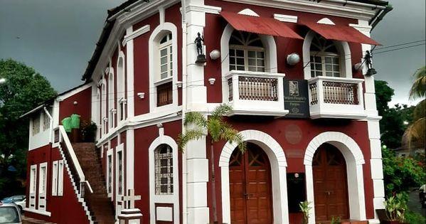Gallery Gitanjali Panjim Goa Gallerygitanjali No Instagram In 2020 House Styles Mansions House