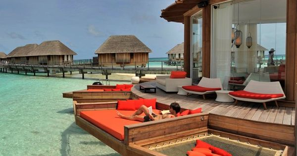 Resort : Kani (Maldives), 5 TRIDENT LUXURY SPACE - Family resort and