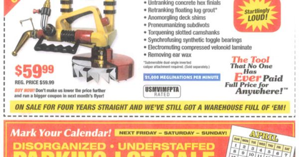 hazard freight tools | Product Reviews - Power Tools | Pinterest ...