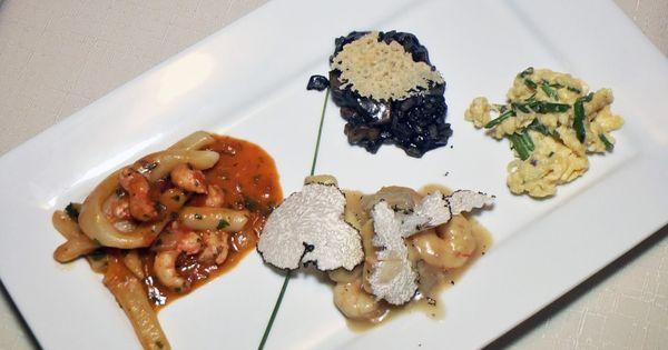 Traditional, Gnocchi and Shrimp on Pinterest
