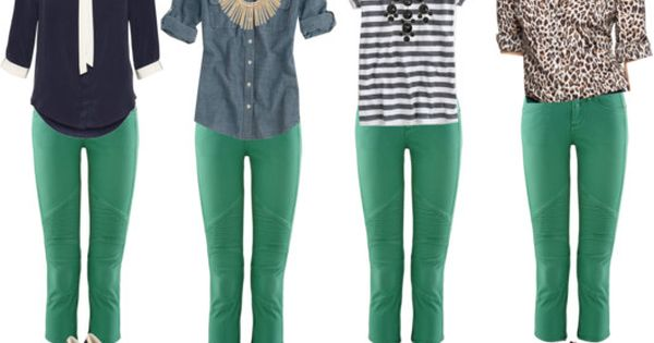 A fashion look from April 2012 featuring J.Crew blouses, J.Crew t-shirts and