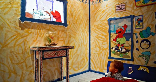 Elmo S World Background Party Ideas Pinterest