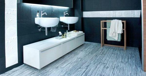 15 rev tements de sol pour ma salle de bains for Revetement de sol salle de bain