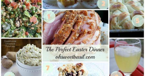 Easter dinner ideas easter dinner ideas easter dinner for Non traditional easter dinner ideas