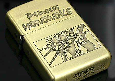 Hayao Miyazaki S Studio Ghibli Classics Featured On Zippo Lighter Series Zippo Lighter Zippo Custom Lighters