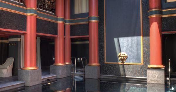 Swimming pool and spa nuxe les bains de lea http www for Les bains de lea