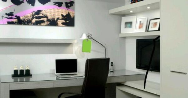 Small Office Space From Houzz Architecture Interiors