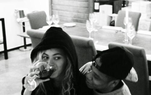 drunk in love.