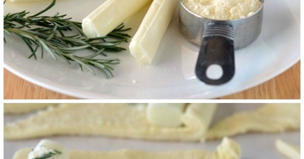 Easy cheesy side for your favorite soup!