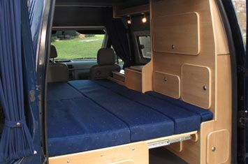 Ford Transit Connect Camper Conversion Expedition Portal Ford