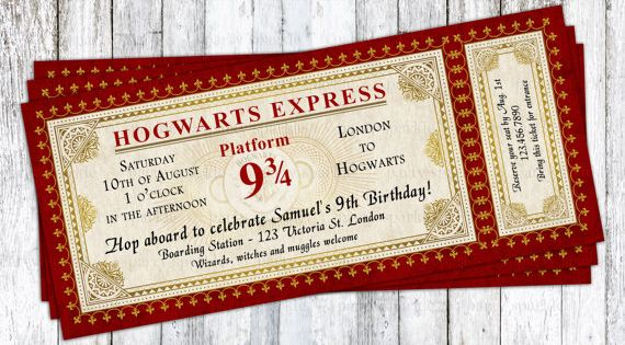 photograph about Hogwarts Express Ticket Printable known as Do it yourself Printable Hogwarts Specific - Resume Illustrations Resume