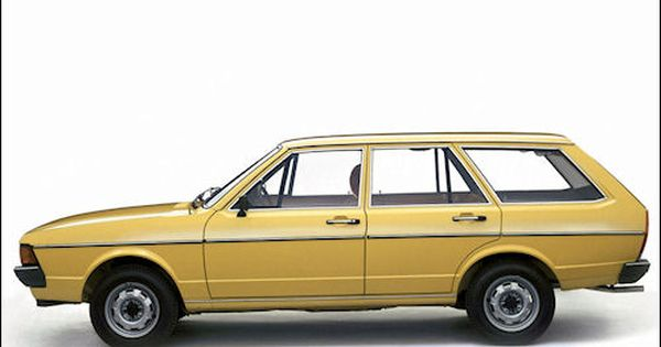 1979 Volkswagen Passat Variant Volkswagen Karavanlar