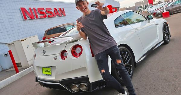 Gt R Testimonial From Tanner Fox He Is A 16 Year Old
