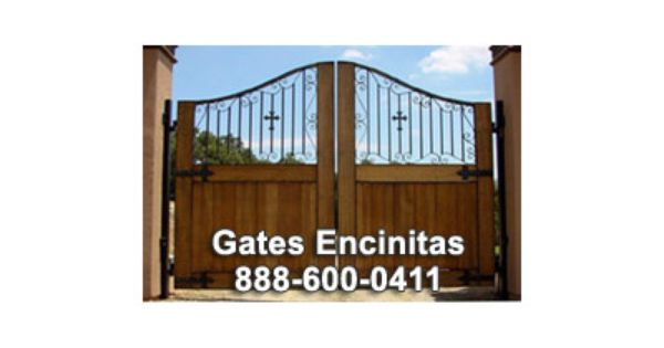 Encinitas Gate Repairs Iron Gates Wood