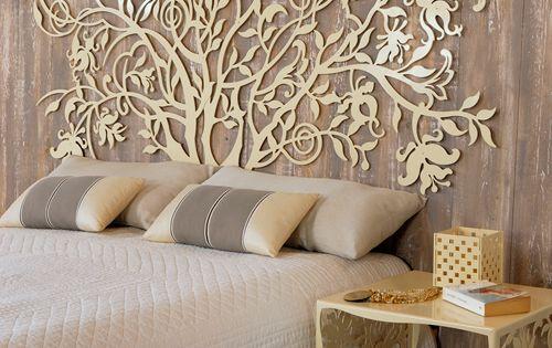 25 t tes de lit pour tous les styles lits romantiques. Black Bedroom Furniture Sets. Home Design Ideas