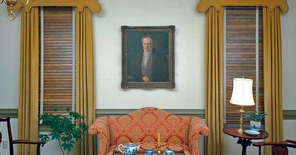 Window Treatments For Historic Homes Window Treatments