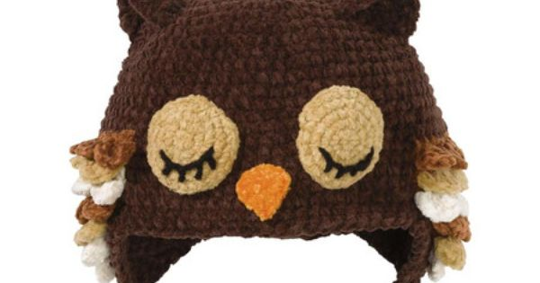 Sleeping Owl Hat.
