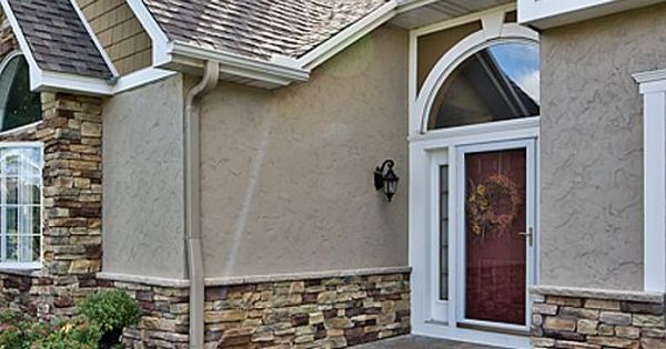 Cultured Stone Exteriors Windows Shake Trim Amp Cultured