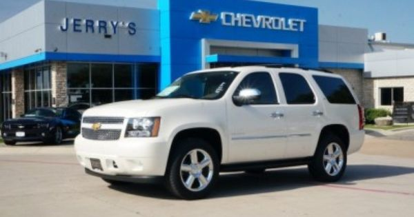 2014 Chevy Tahoe I Can Definitely Fit Two Car Seats In The Back