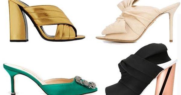 تفسير حلم حذائين مختلفين رؤيا اختلاف الكوتشى فى المنام Heels Heeled Mules Peep Toe