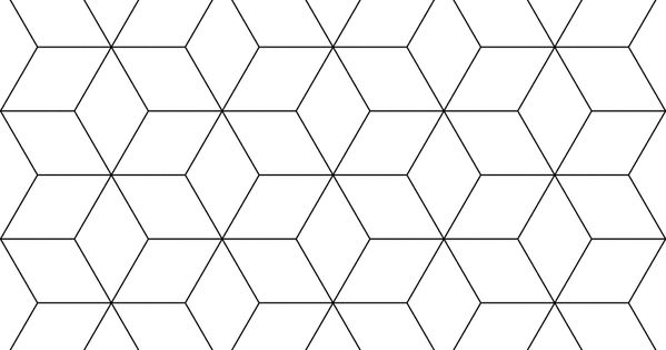 free tessellation patterns to print