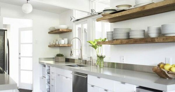 kitchens with shelves instead of upper cabinets open shelving instead of cabinets for the home 22298