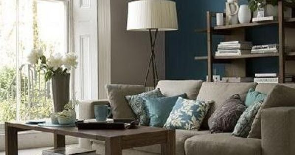 Posts similar to navy blue turquoise aqua white - Navy blue and turquoise living room ...