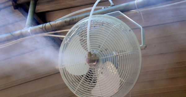 Diy Misting Fan Misting Fan Outdoor Misting Fan Floor Fan