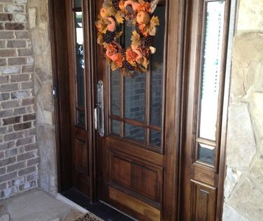 Custom Home In Barefoot Cove Traditional Front Doors Atlanta Total Quality Home Builders