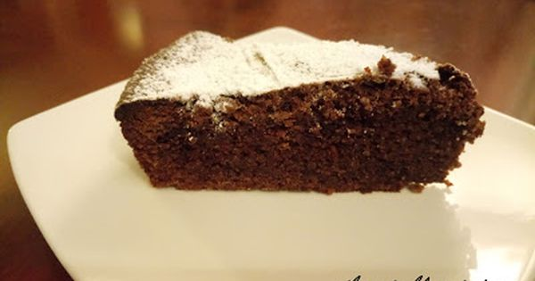 Niby Nic A Pupa Rosnie Migdalowe Ciasto Czekoladowe Torta Caprese Desserts Food Brownie