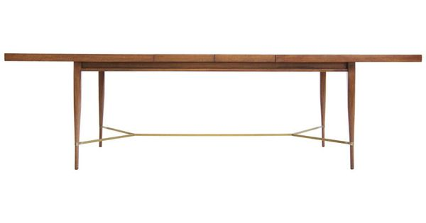 swoon. Paul McCobb Dining Table, c. 1957 : INTERIORS : Furniture : Pinterest : Paul mccobb, Mid ...