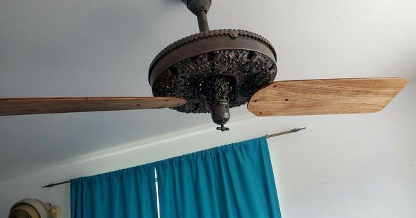 Antique Emerson Cf 28 Ceiling Fan Ebay Ceiling Fan Vintage Ceiling Fans Antique Ceiling Fans