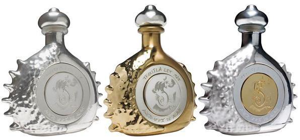 Ultra Premium Tequila Ley .925 -- from Hacienda La Capilla ...