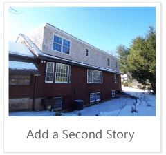 Second Floor Addition Plans Building Costs Building Costs