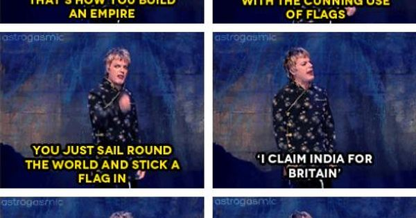 Eddie Izzard Amp The Cunning Use Of Flags Quot Sorry No Flag