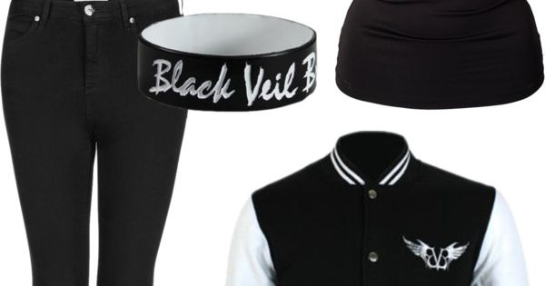 """""""Black Veil Brides"""" by butterjar ❤ liked on Polyvore"""