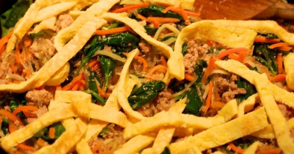 Stir Fried Kelp Noodles Made With The Dregs From My Fridge ...